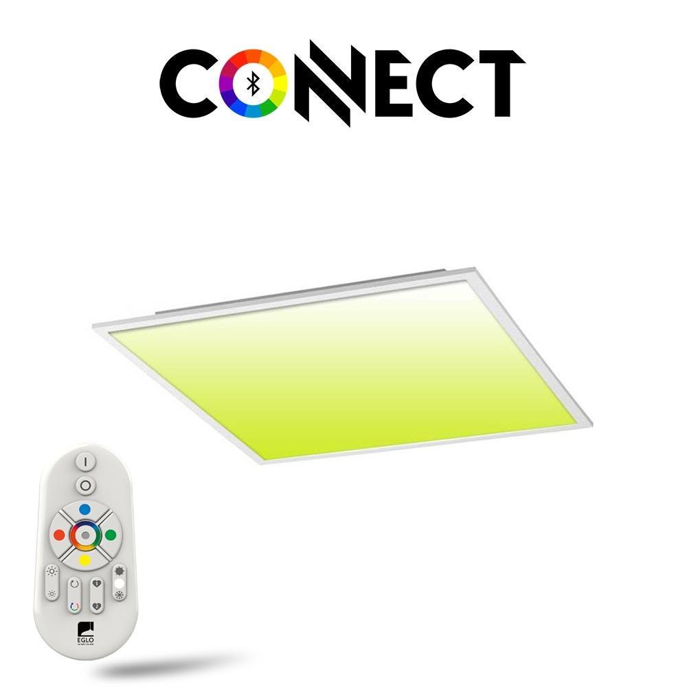 Connect LED Panel Deckenleuchte 30x30cm 2000lm RGB+CCT 1