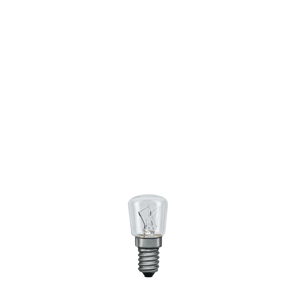 Birnenlampe 7W E14 Klar