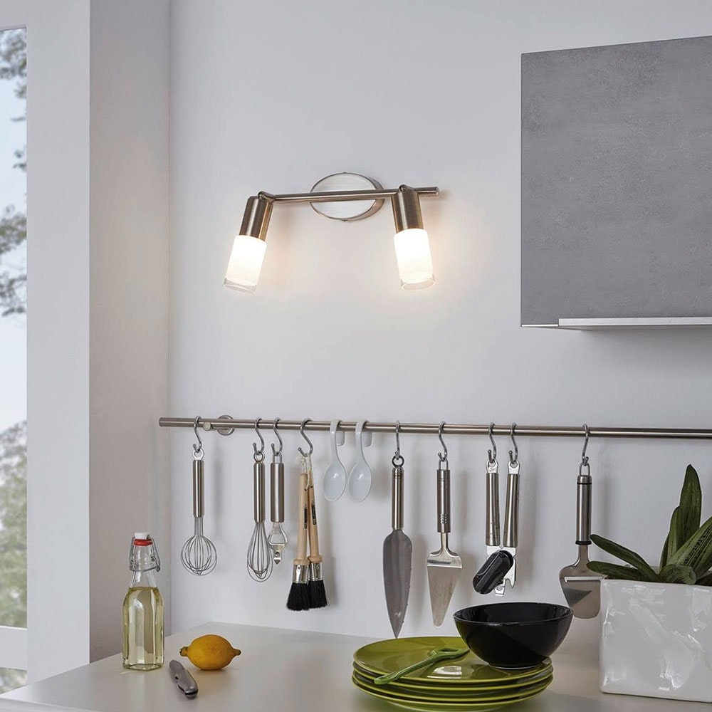 LED-Lichtleiste Vedra 2-flammig