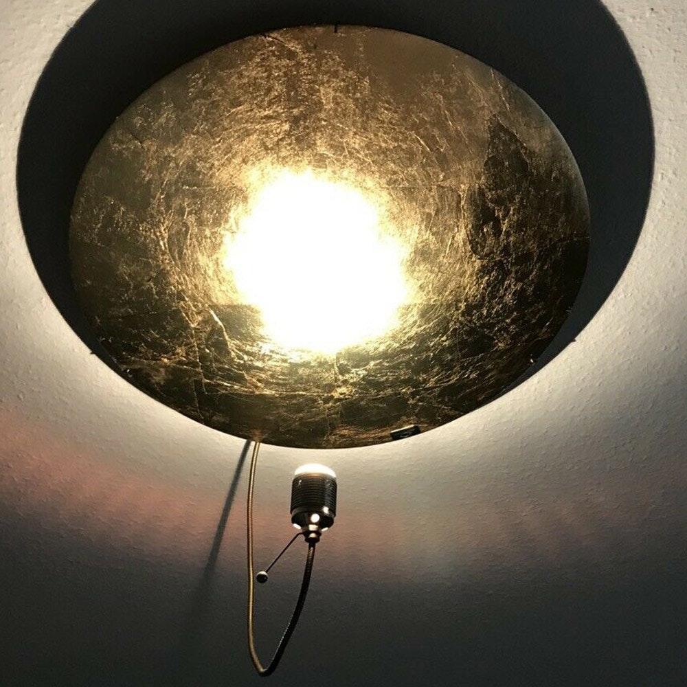 Catellani & Smith Telchisugiò LED Wandlampe Ø 50cm