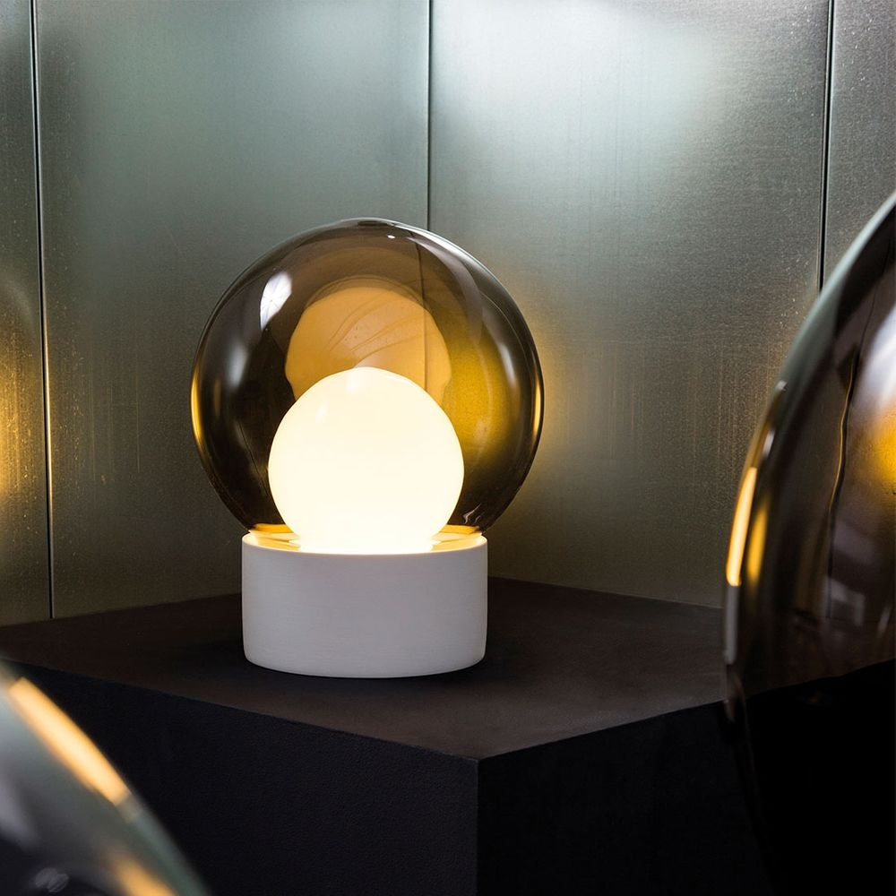 Pulpo LED Tischlampe Boule Medium Ø 58cm thumbnail 4