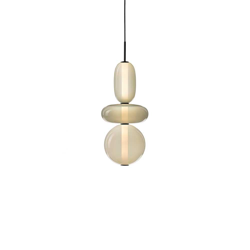 Bomma LED-Hängelampe Pebbles Short Variante 6, 7, 8 3