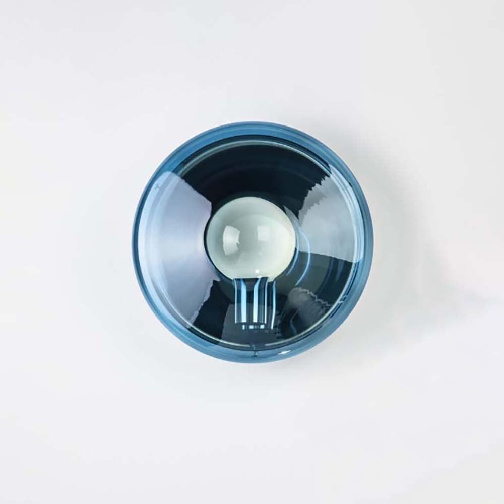 Bomma Orbital Glas-Wandlampe 2