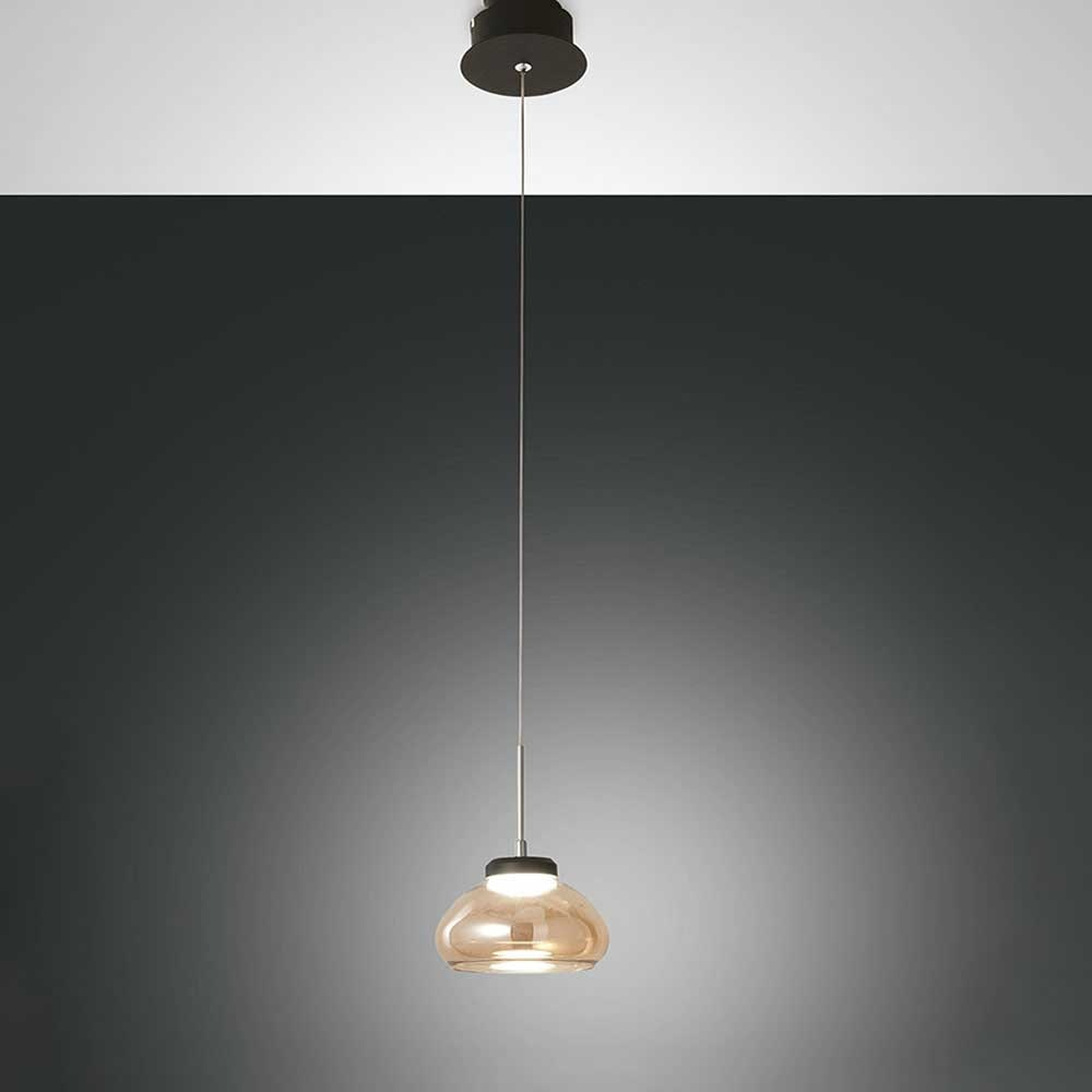 Fabas Luce Arabella LED Pendellampe Metall 3