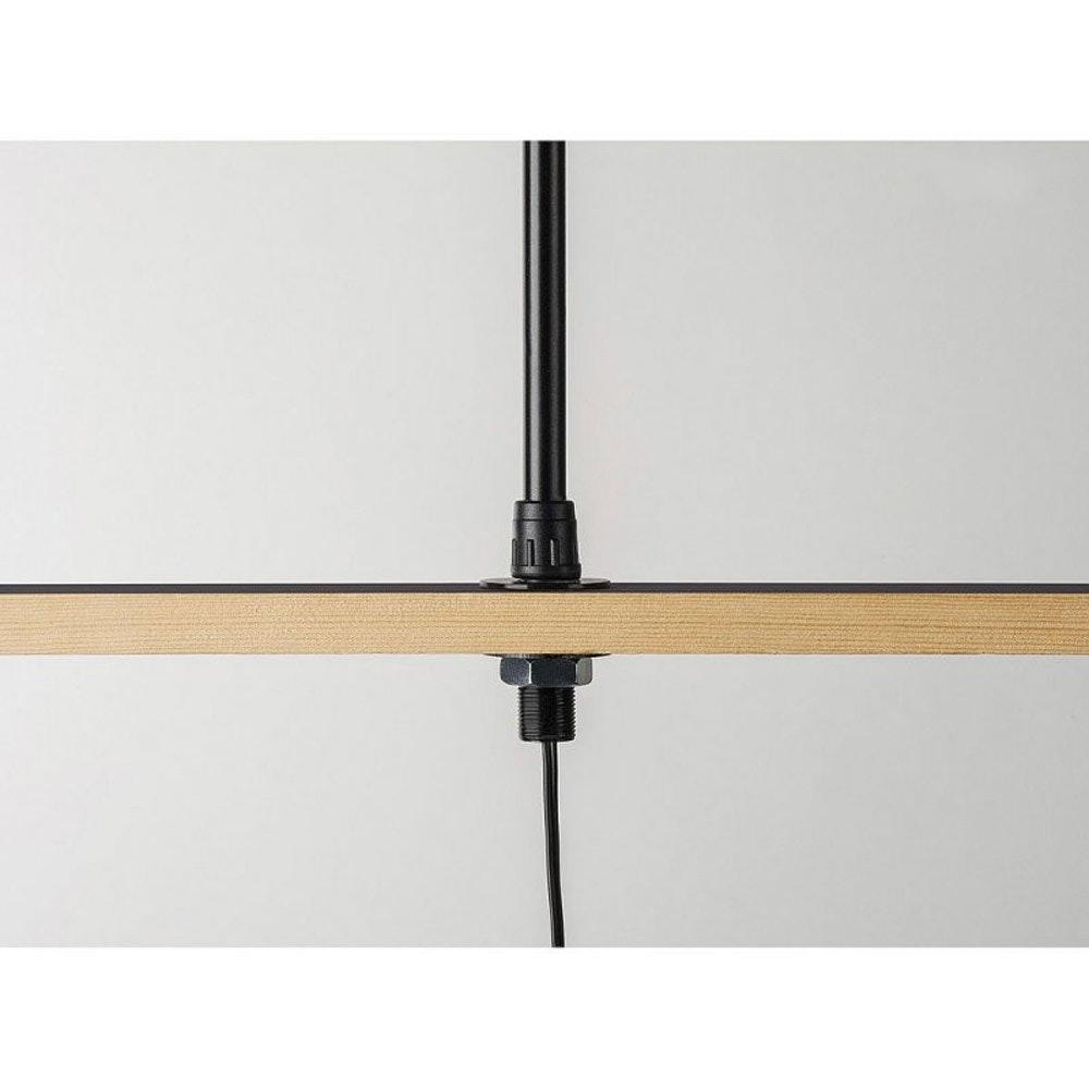 SLV Cabinet Stick System Straight Stick Schwarz 2