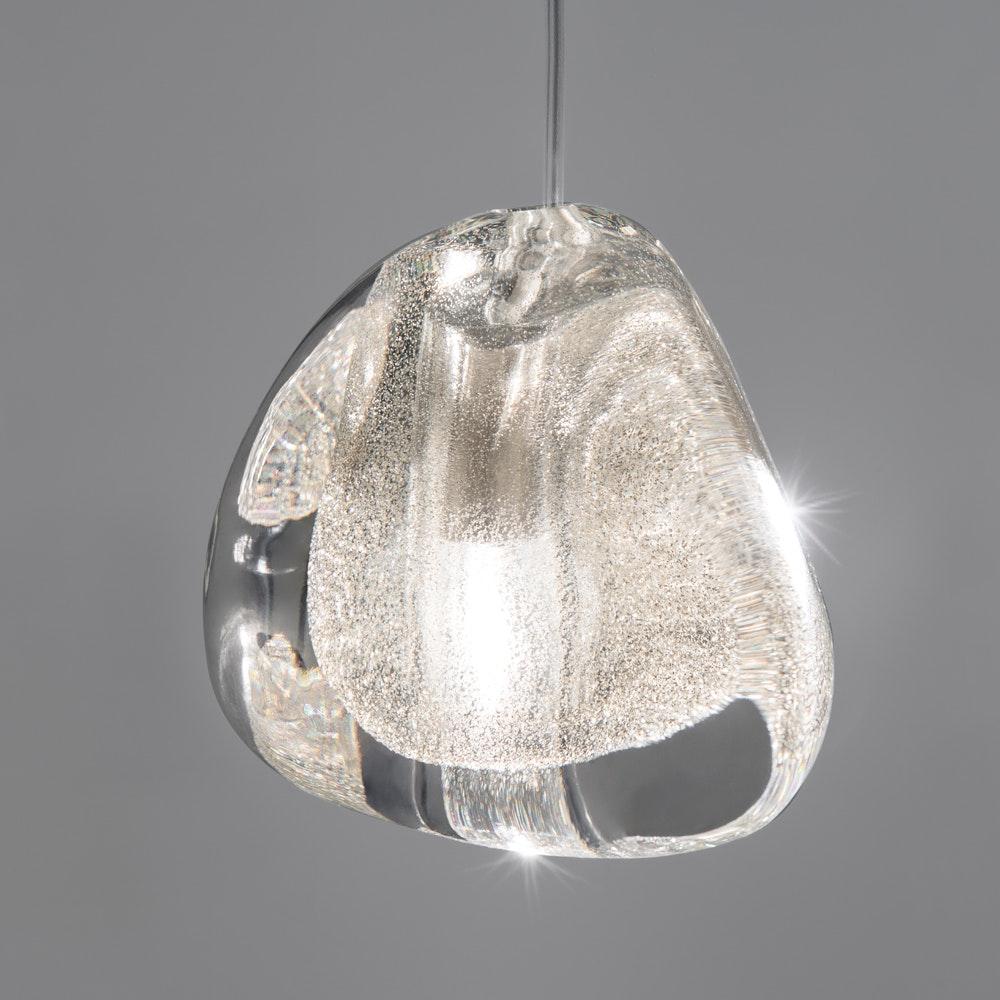 Terzani Mizu Design 3er-Hängelampe Ø 22cm 2