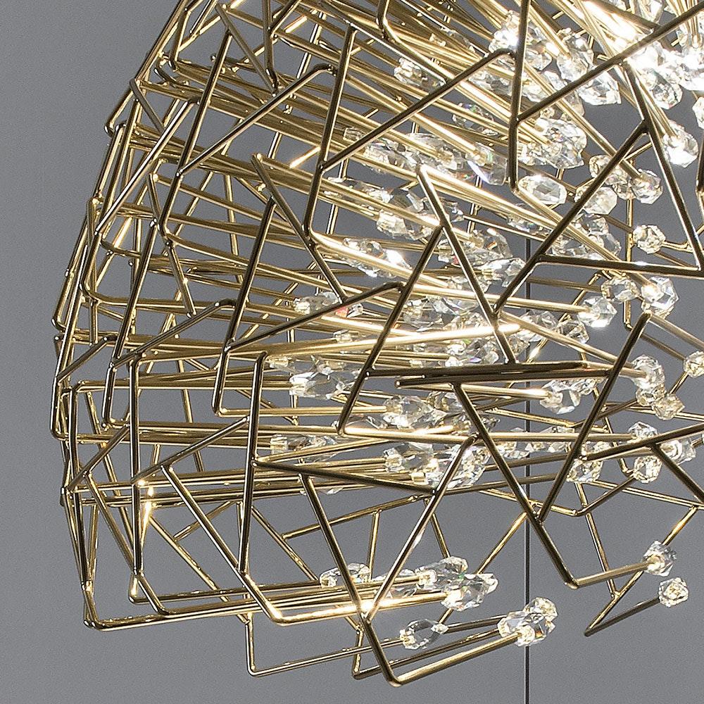 Terzani Core Design-Pendellampe Ø 70cm 3