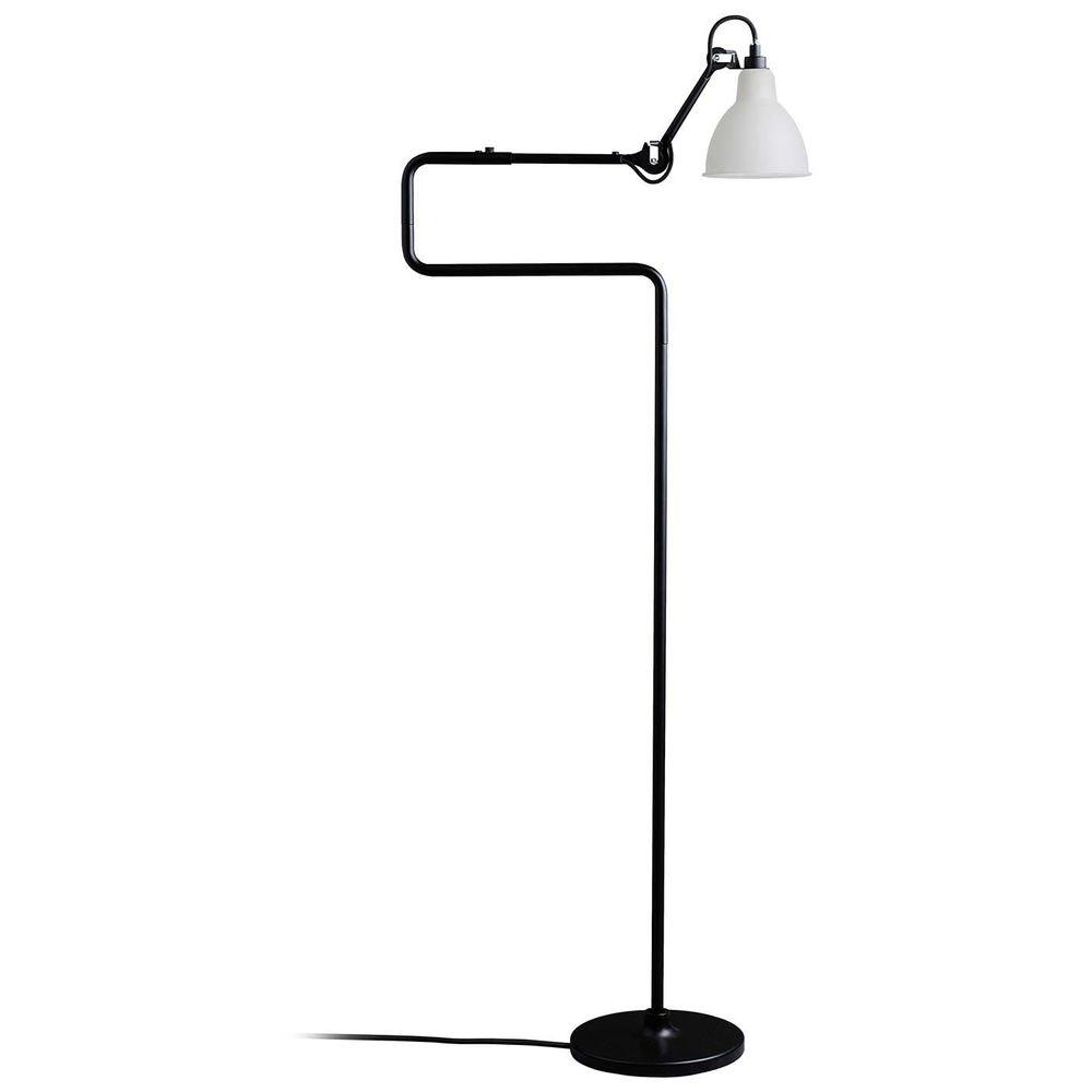 DCW Gras N°411 Stehlampe mit Schirm drehbar 20
