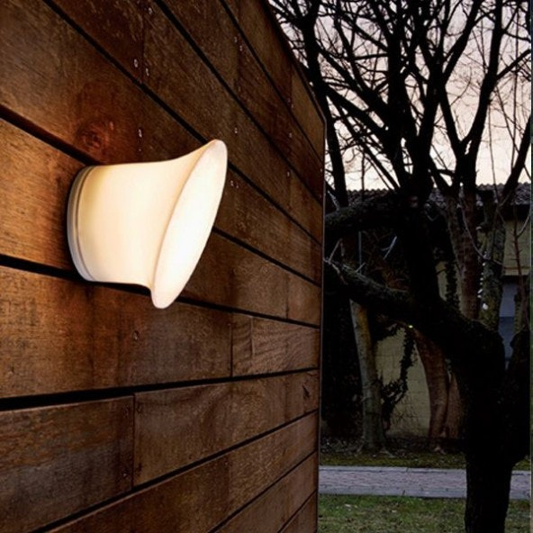 Luceplan LED Außen-Wandlampe Ecran IP65 thumbnail 3
