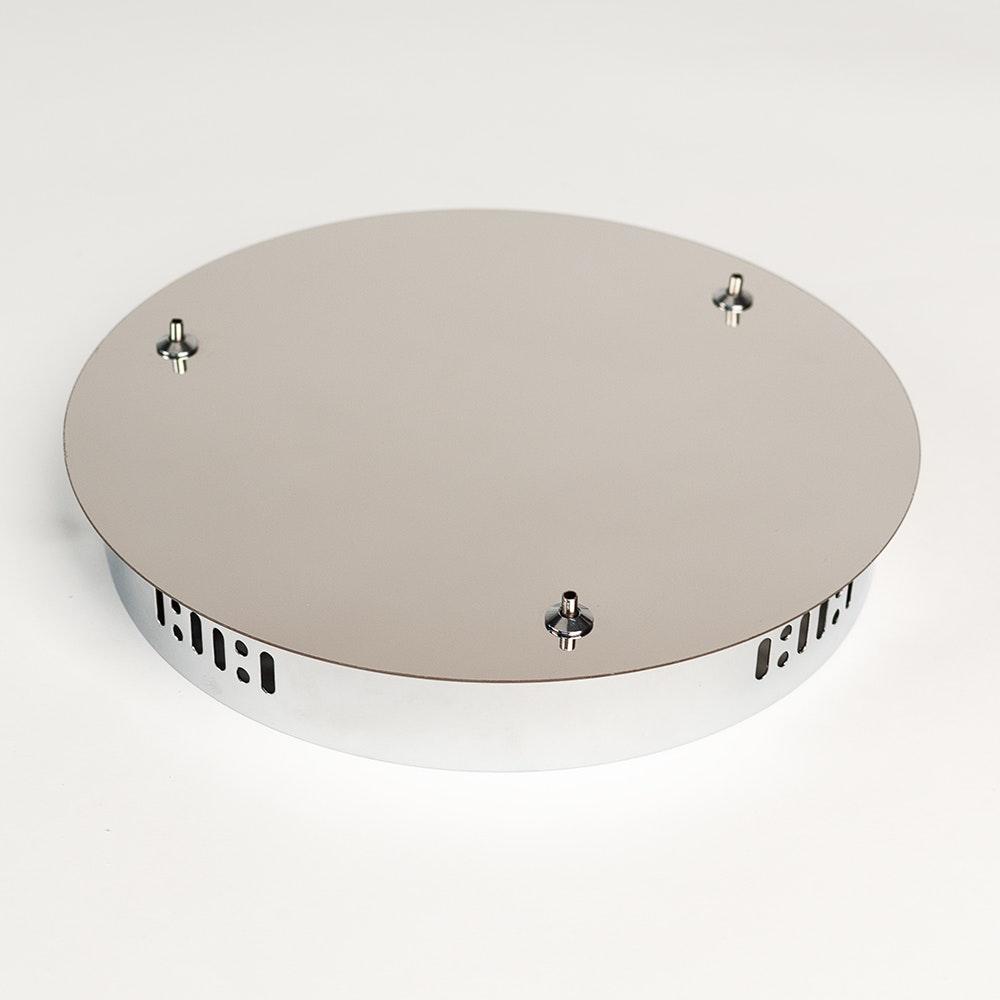Ersatz-Baldachin 3-fach Ø 27cm für s.LUCE Ring-Serie thumbnail 4