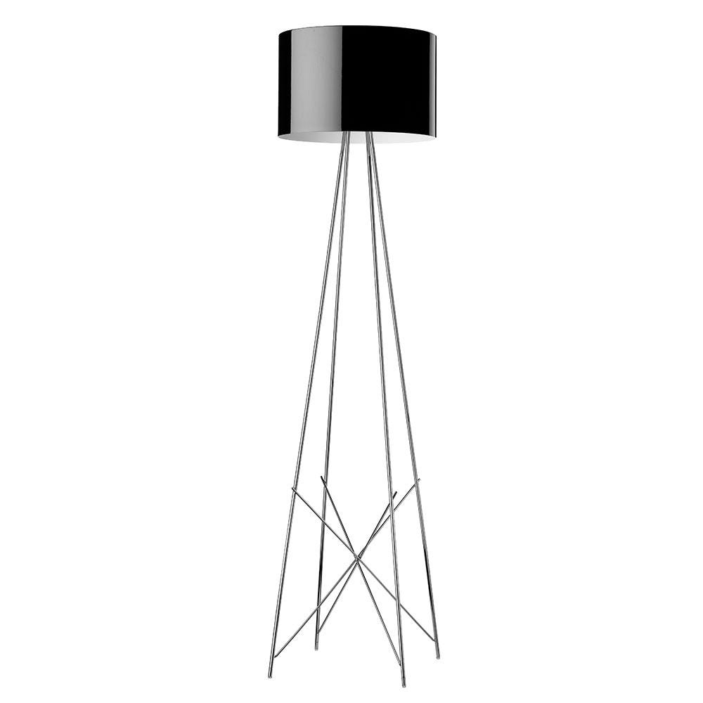 FLOS Ray F2 Stehlampe mit Schirm 2