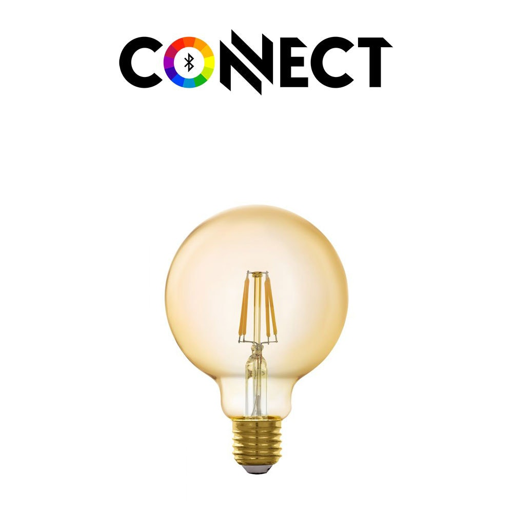 Connect E27 LED Leuchtmittel 500lm Warmweiß 1