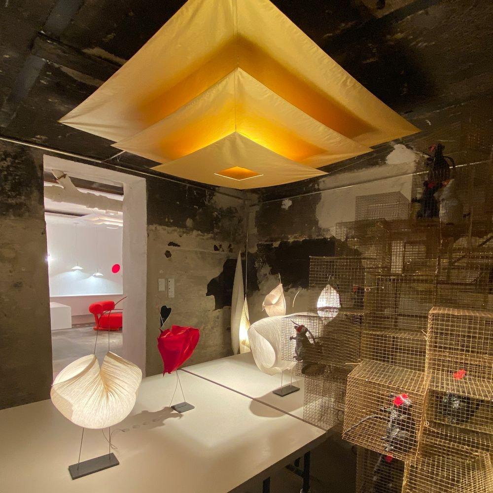Ingo Maurer LED Deckenlampe Lil Luxury 2