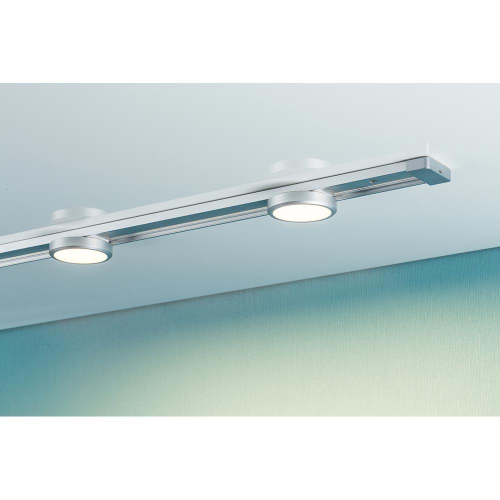 Function SlideLED Basisset 56,5cm 2x5W LED 20VA Alu 24V 2