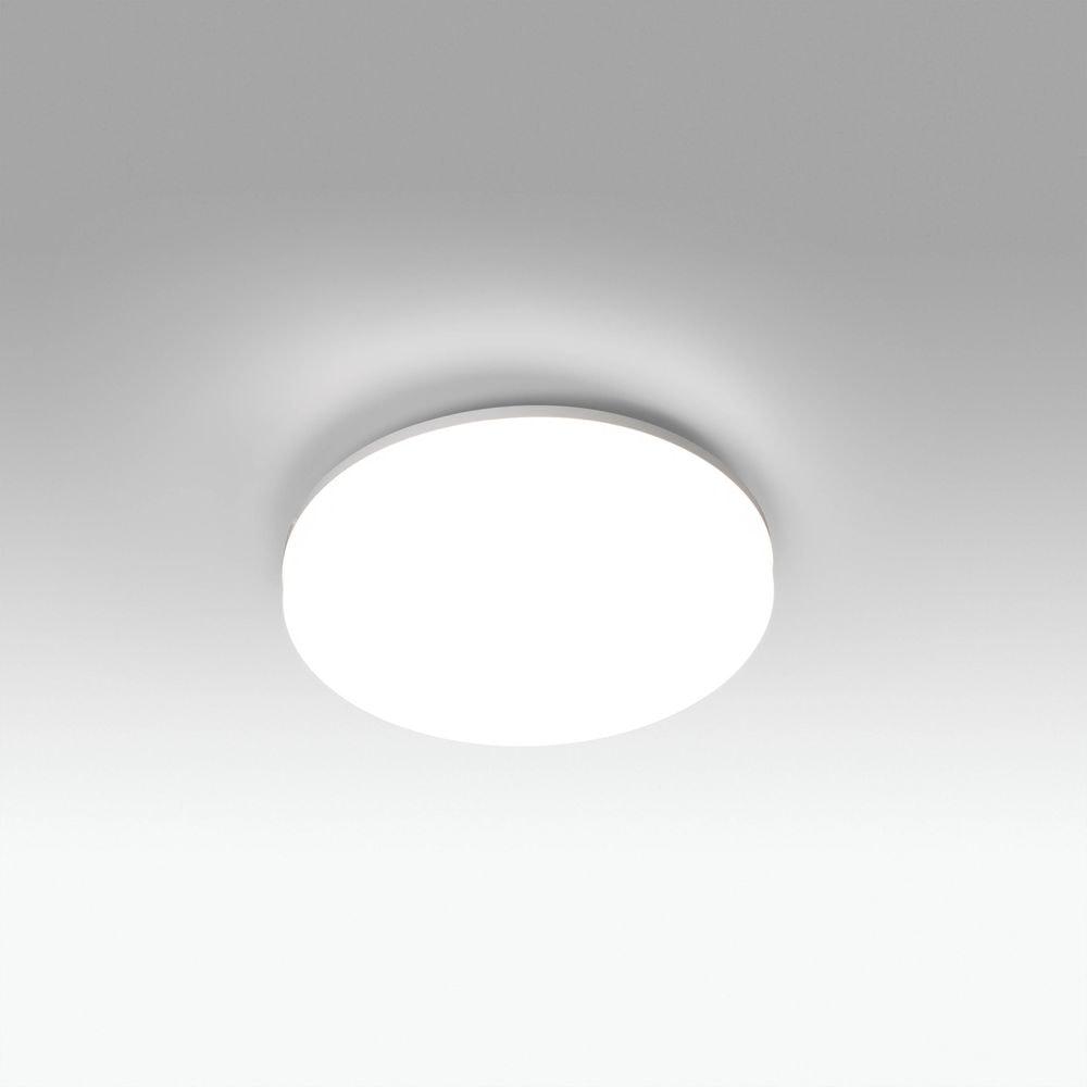 LED Deckenleuchte ZON IP54 Weiß