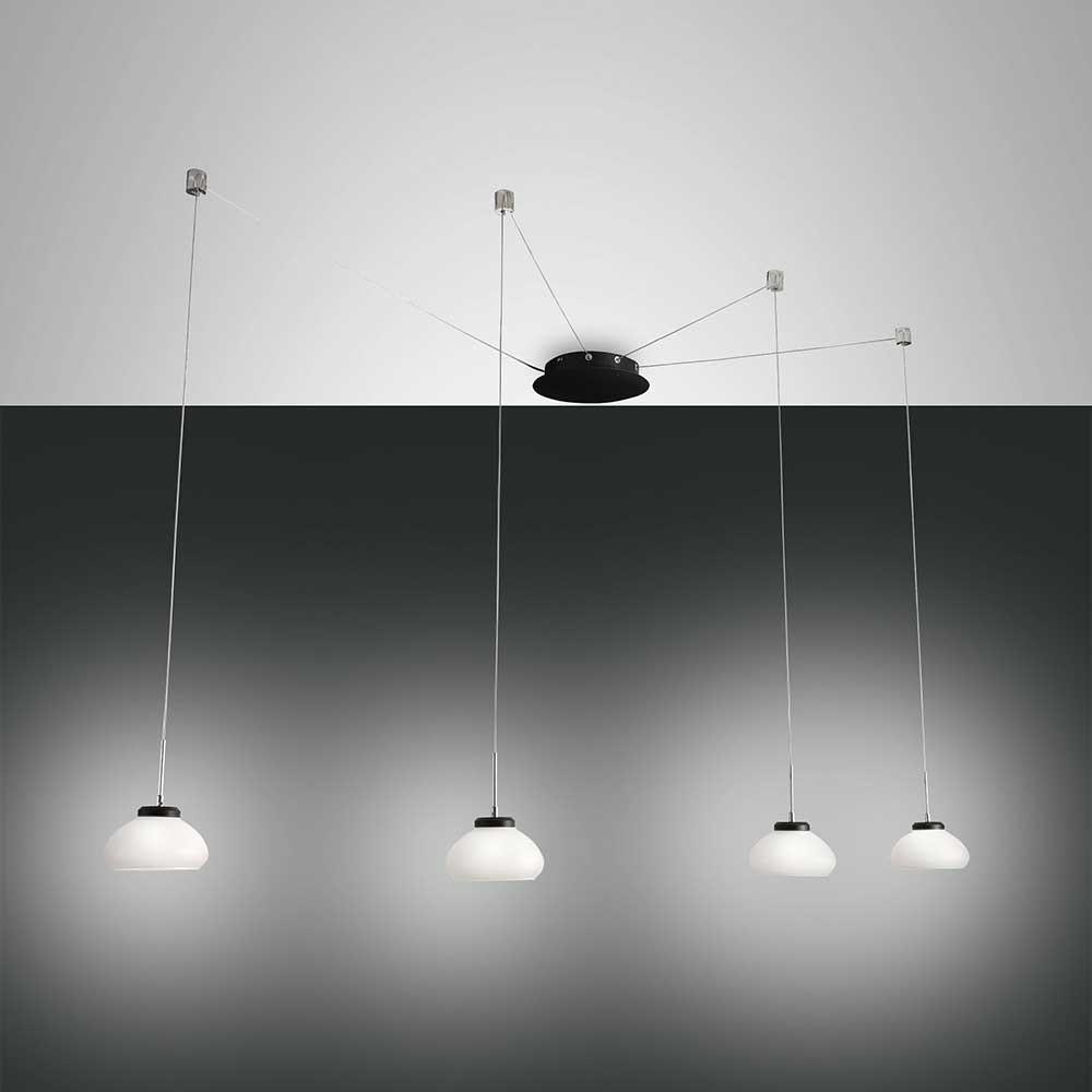 Fabas Luce Arabella LED Pendellampe Metall 7