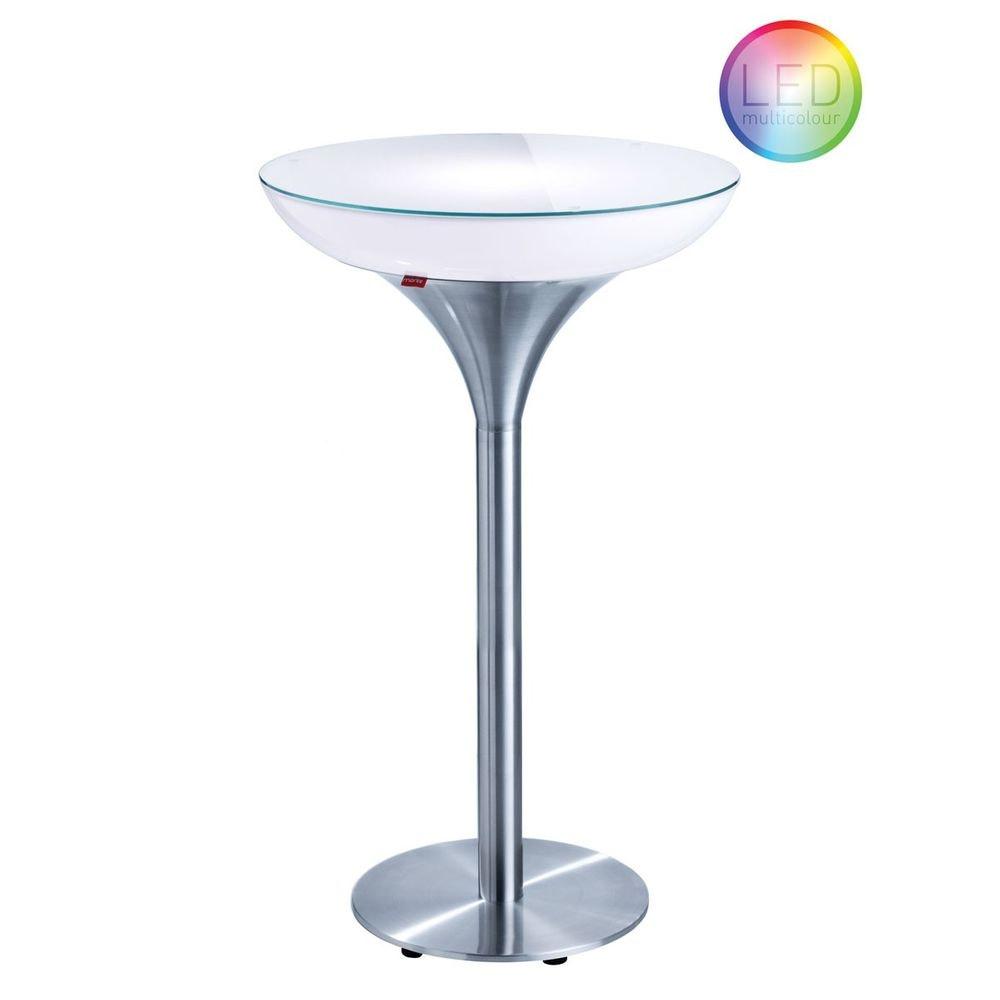 Moree Lounge M 105 LED Tisch mit Akku 2