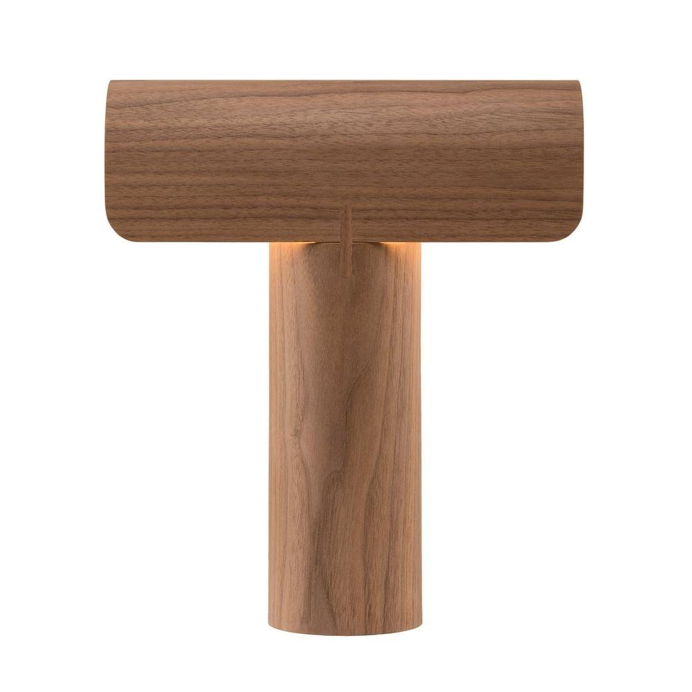 Tischleuchte Teelo 8020 aus Holz 38cm 7
