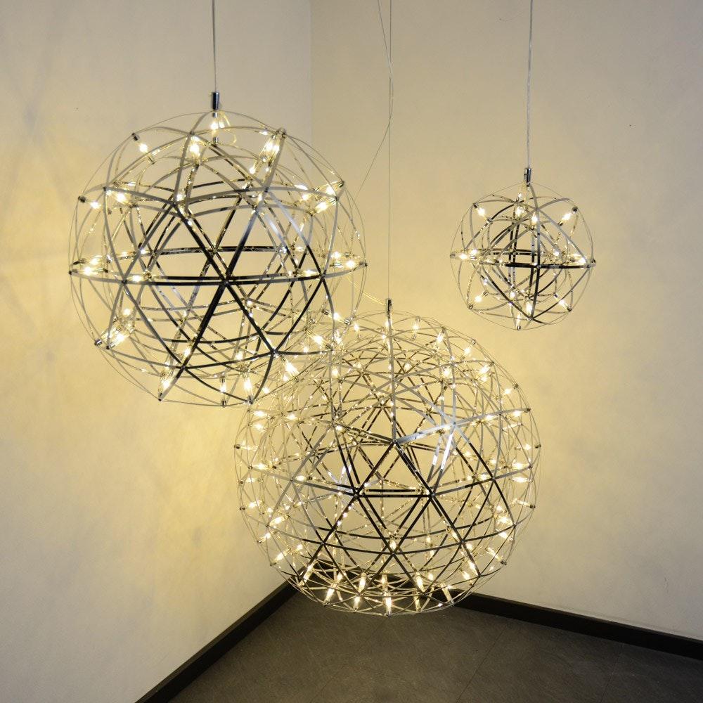 s.LUCE pro Atom 50 LED-Hängelampe Dimmbar 10