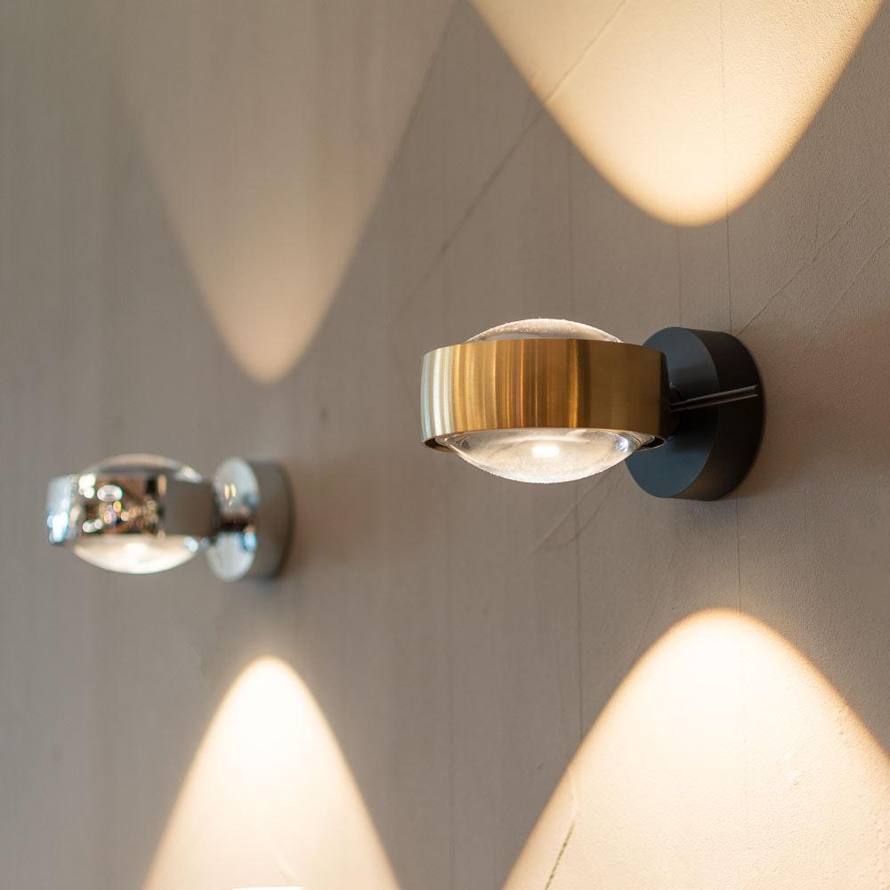 Occhio LED Wandleuchte Sento A Verticale diffuse Lichtwirkung 2
