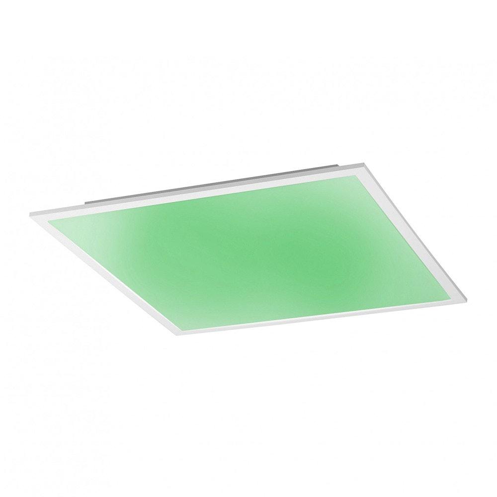 Q-Flat 45 x 45cm LED Deckenleuchte RGBW + Fb. Weiß thumbnail 4