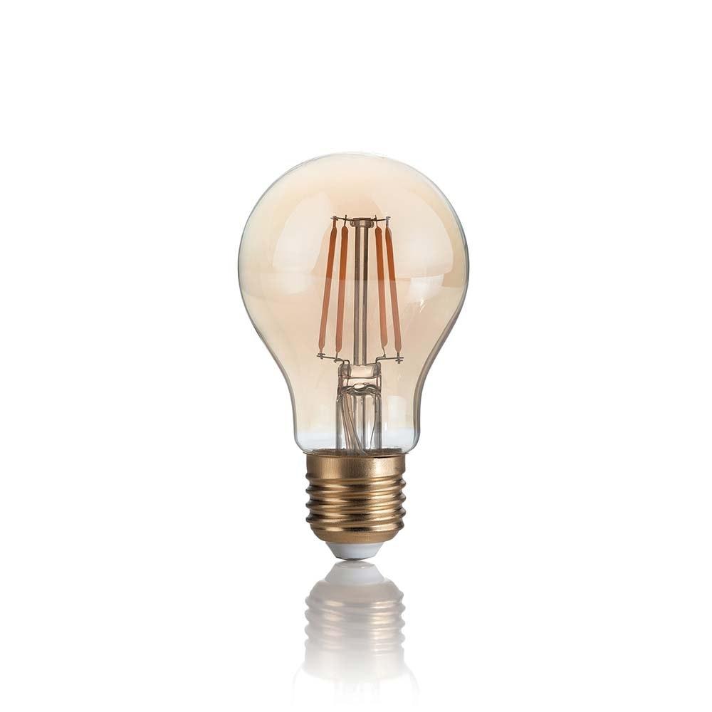 Ideal Lux LED Leuchtmittel Vintage E27 4W Goccia 2