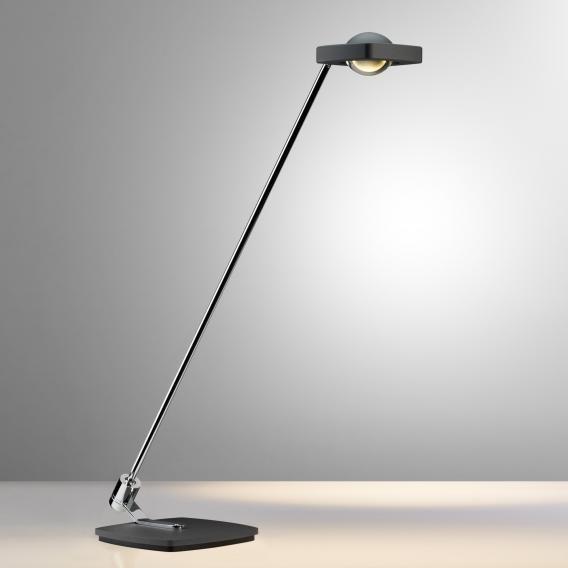 Oligo dimmbare LED Schreibtischleuchte Kelveen 90° Graphit