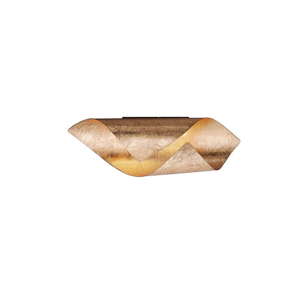 Nevis Wandleuchte, gold 2xLED-Board, 6W, 3000K IP20 2