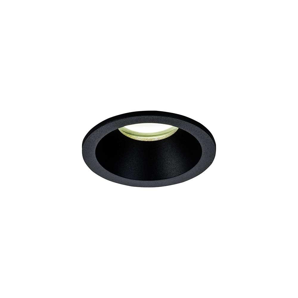 Mantra Runde Einbaulampe Comfort IP54 1