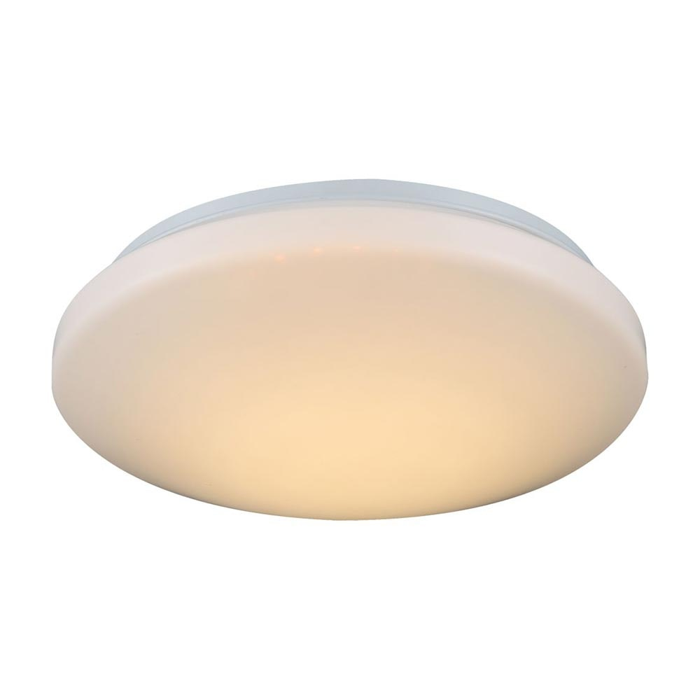 Boro LED-Deckenleuchte Ø 26cm 1