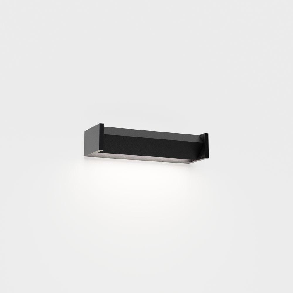 IP44.de LED-Außenwandleuchte Slat One IP65 9
