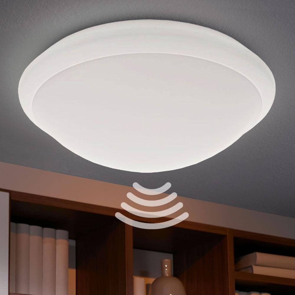 Daba LED Wand- & Deckenleuchte mit Sensor IP66 1300lm