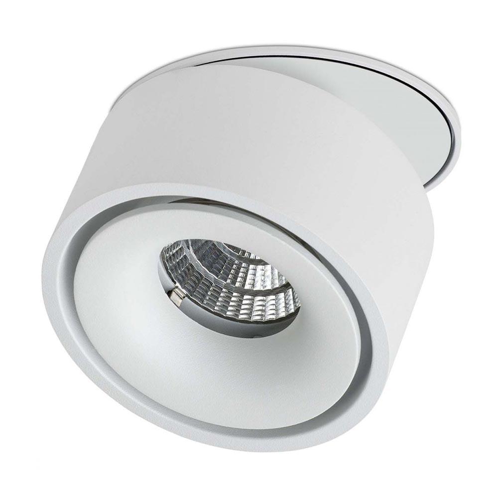 Licht-Trend LED Einbaulampe 680lm Simple Weiß 3