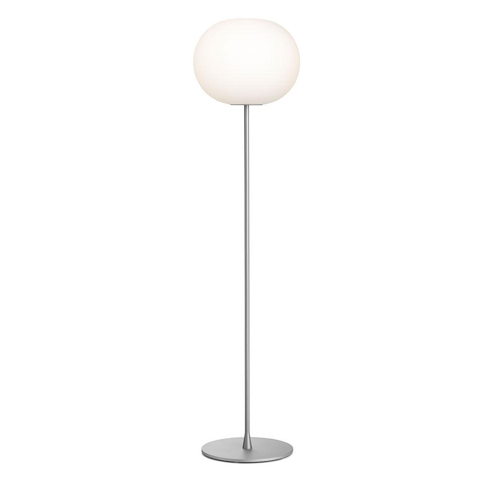 FLOS Glo-Ball F Glas Stehleuchte mit Dimmer 2