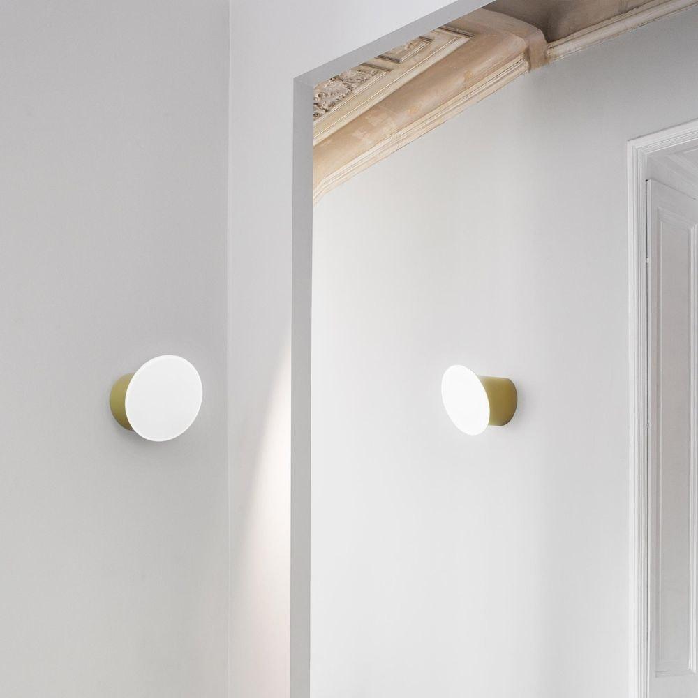 Luceplan LED Außen-Wandlampe Ecran IP65