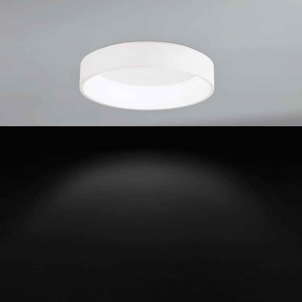 LED Deckenleuchte Marghera1 Ø 59,5cm Weiß 1