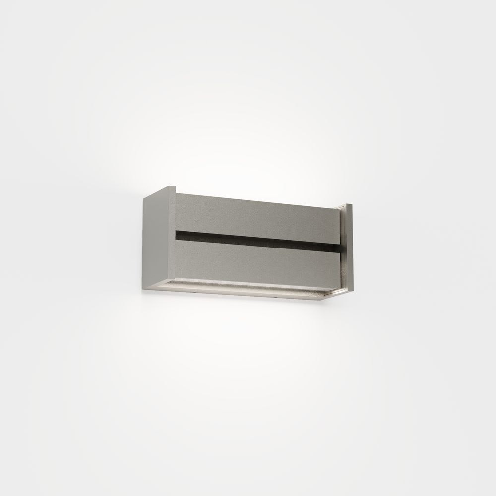 IP44.de LED-Außenwandleuchte Slat IP65 drehbar 12