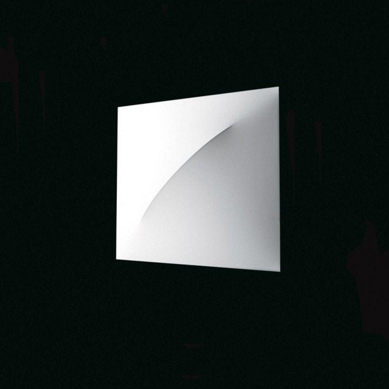 Nemo Saori Q1 Wand- & Deckenlampe 62x62cm 2