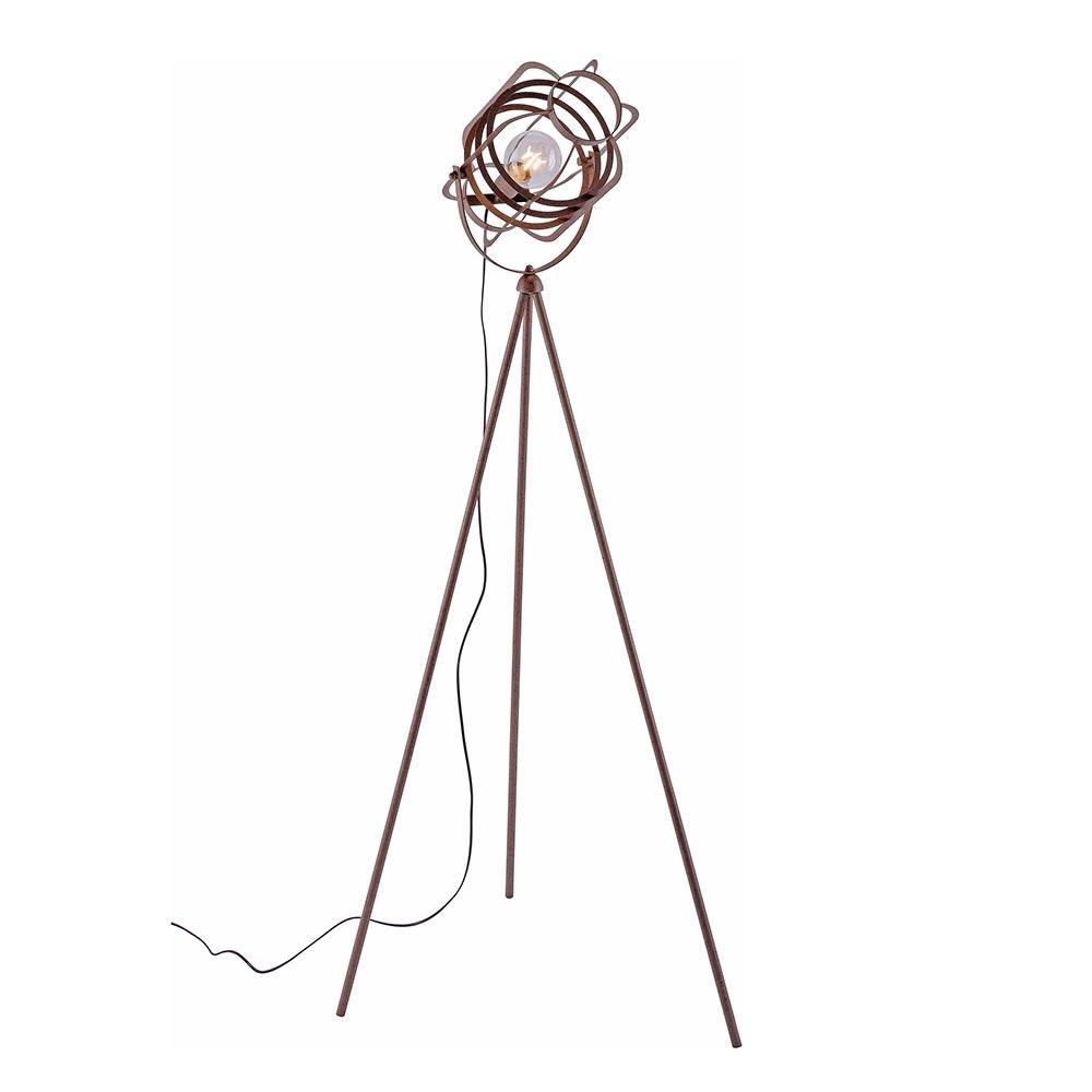 Stehleuchte Fabio 160cm Industrial-Stil 4