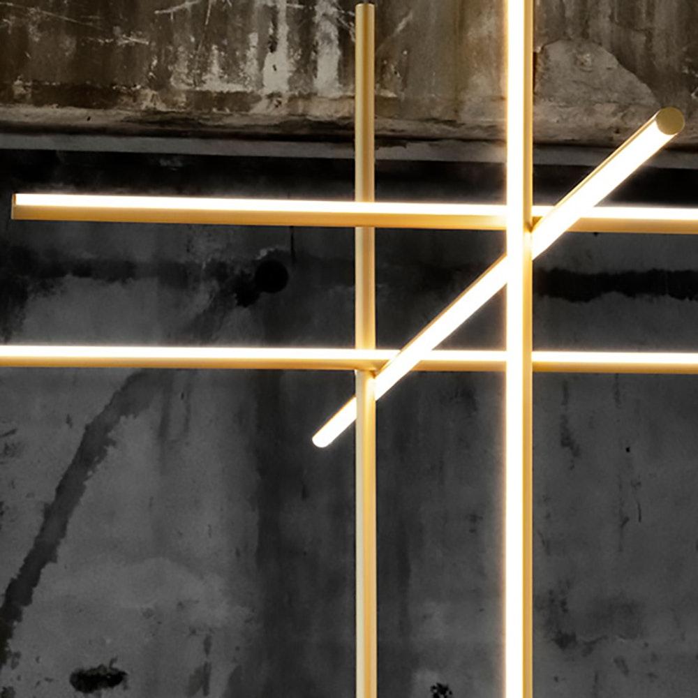 FLOS Coordinates C4 LED-Pendellampe CLIII 2