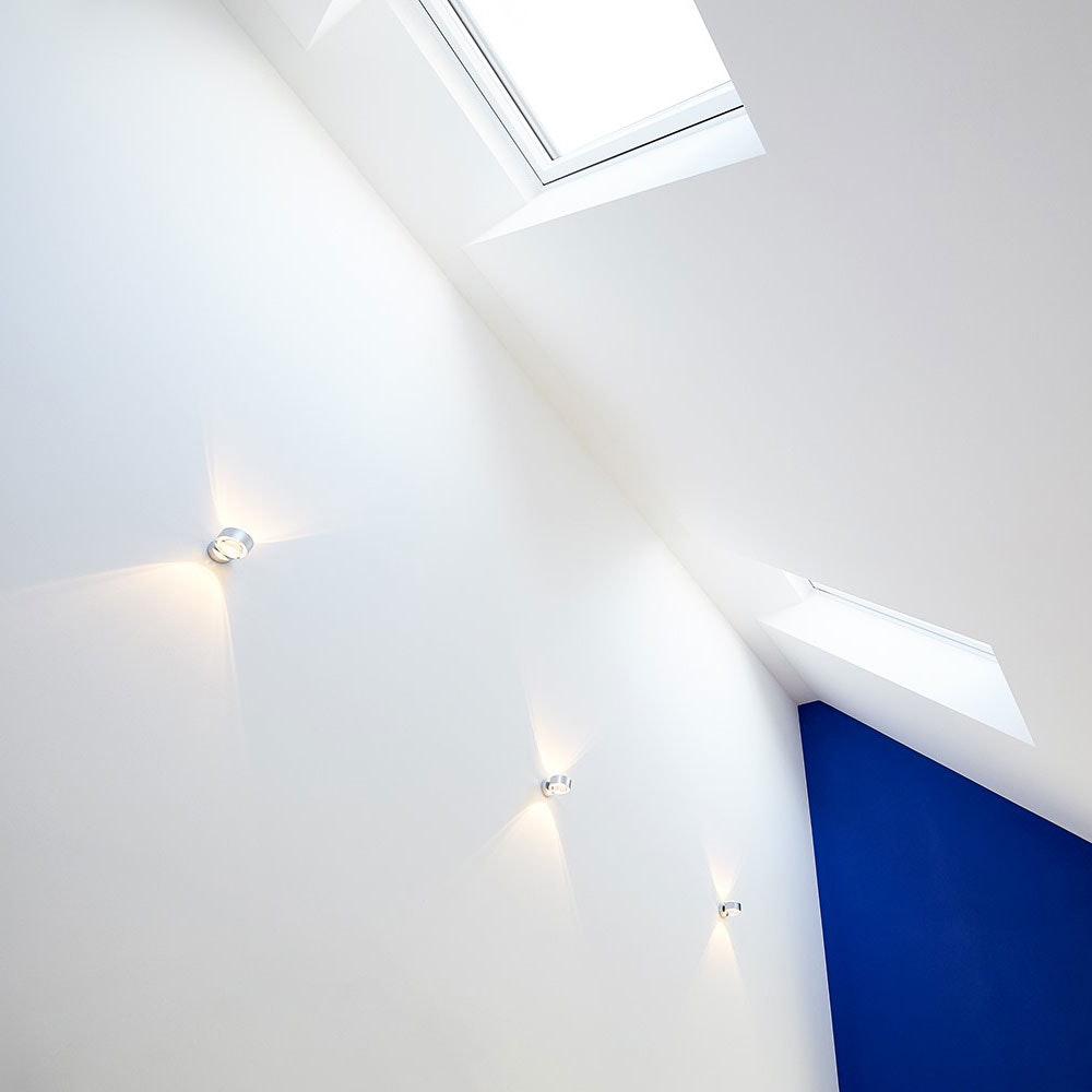 Top Light LED Wandleuchte Puk Wall thumbnail 4