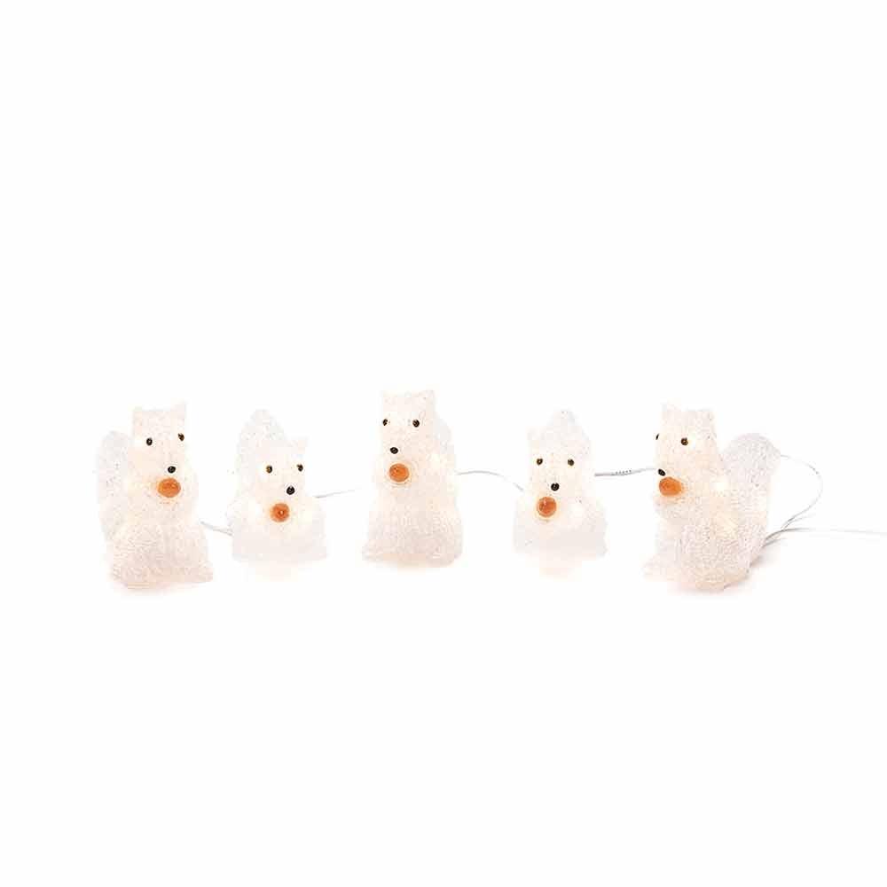 Tierische LED Lichterkette für Außen in verschiedenen Ausführungen 4