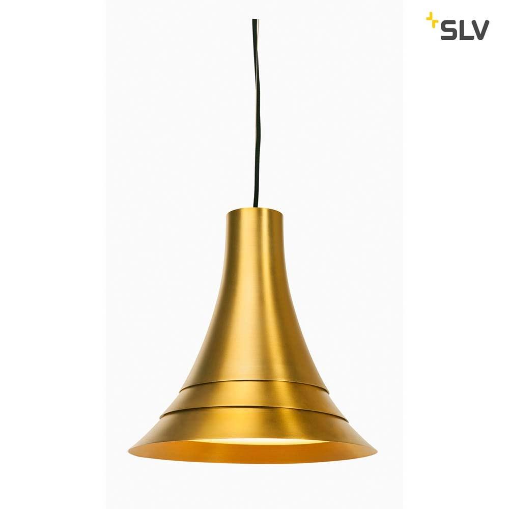 SLV Bato 35 LED Pendelleuchte Messing 7