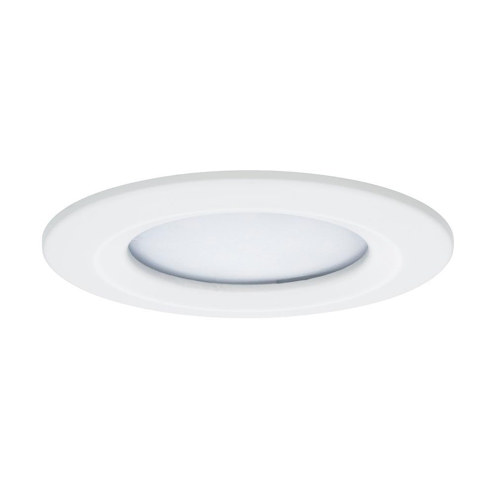 3er LED Einbauleuchten-Set Coin Slim IP44 rund 6,8W Weiß 2