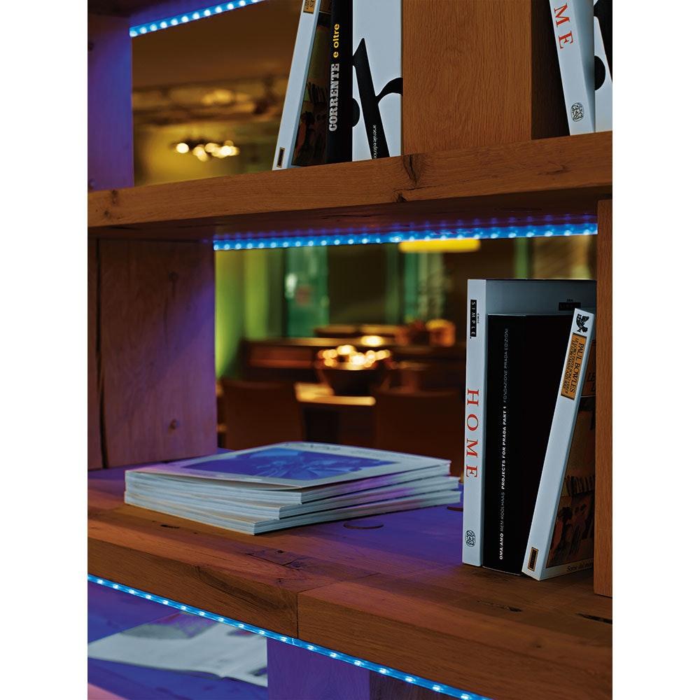 LED Strip 5 Meter RGBW Stripes-Flex + Fernbedienung 4