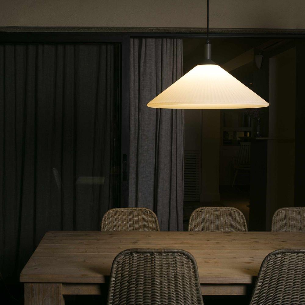 Outdoor Lampenschirm R55 für Hue Structure Stehlampe 5