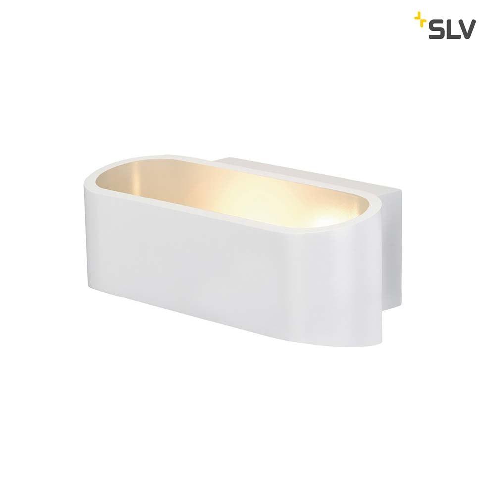 SLV Asso LED Wandleuchte Weiß 2000K-3000K Dim To Warm 1