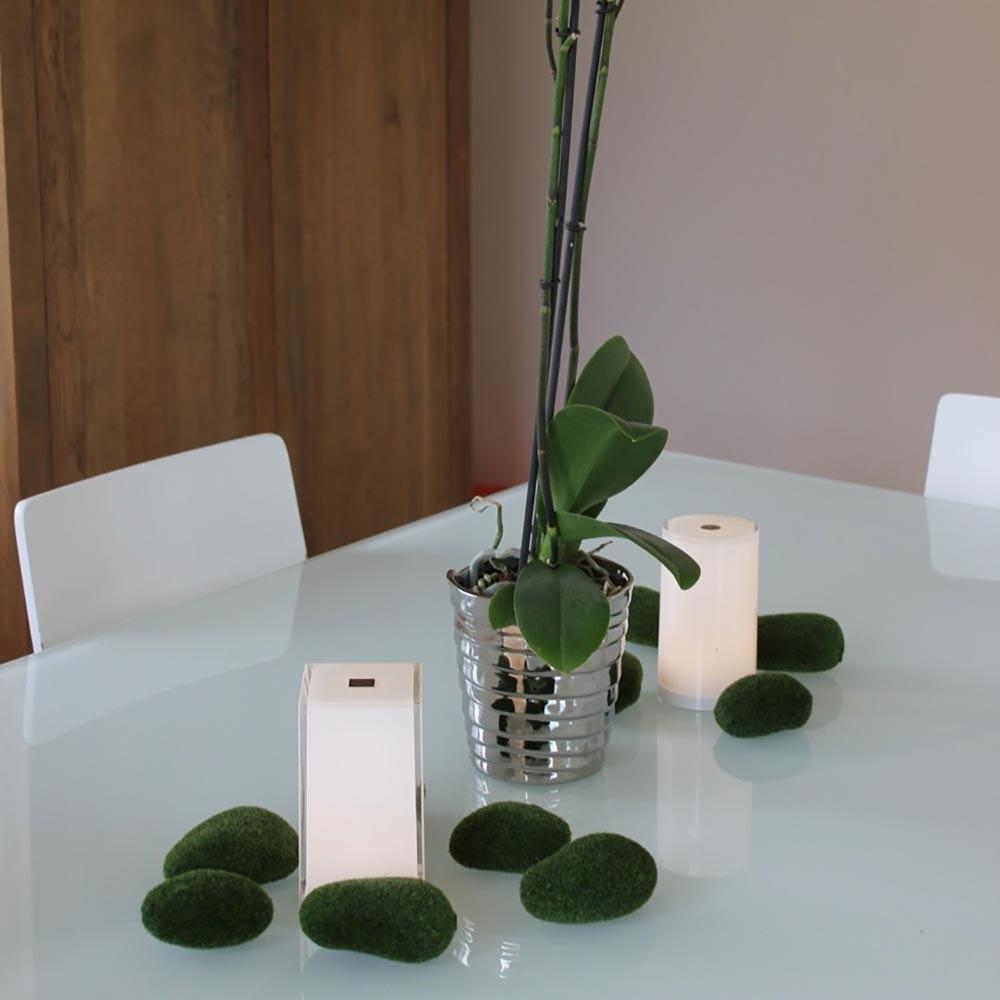 Akku LED-Tischleuchte Tub USB-C mit App-Steuerung 5