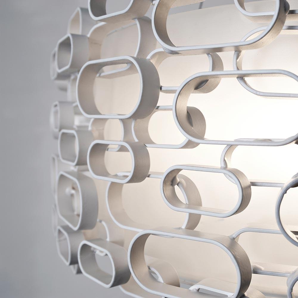 Terzani Glamour Design-Hängelampe Ø 45cm 6