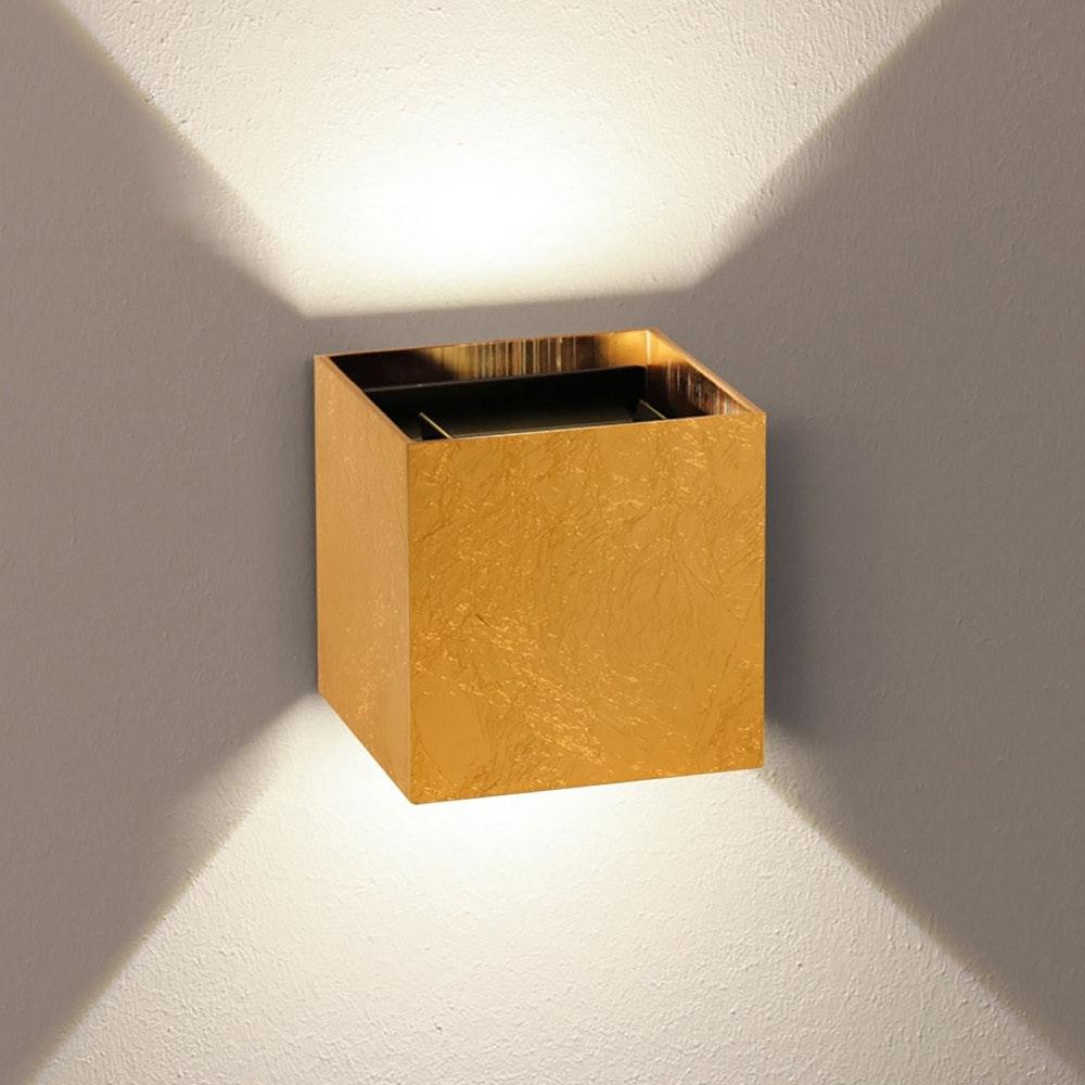 s.LUCE pro Ixa LED Innen- & Außen-Wandleuchte IP44 38